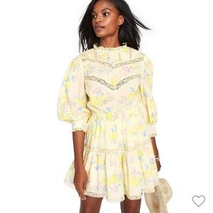 NWT LoveShackFancy x Target Louise Dress